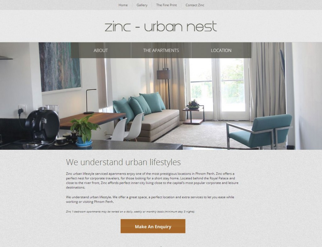 Zinc Urban Nest