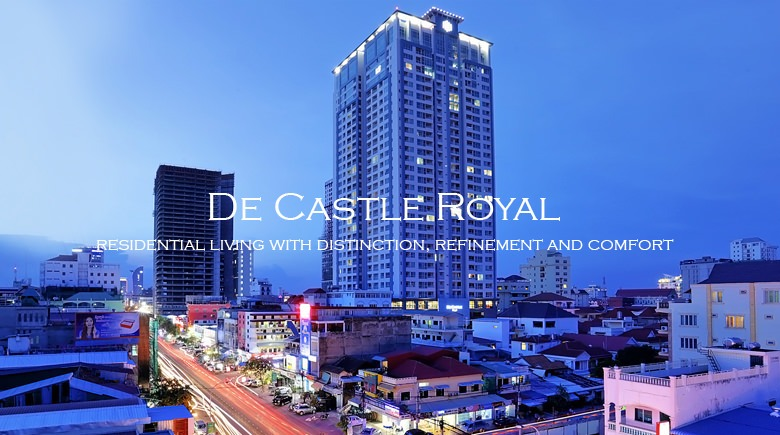 Web Design: De Castle Royal
