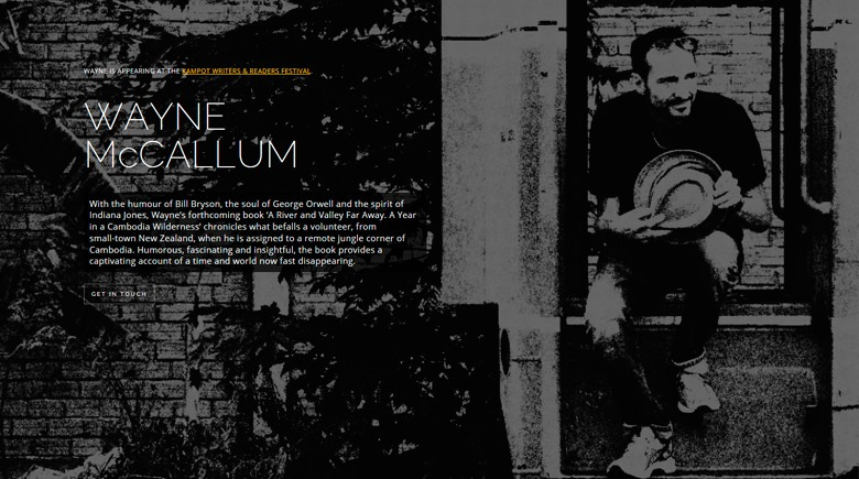 Web Design: Wayne McCallum