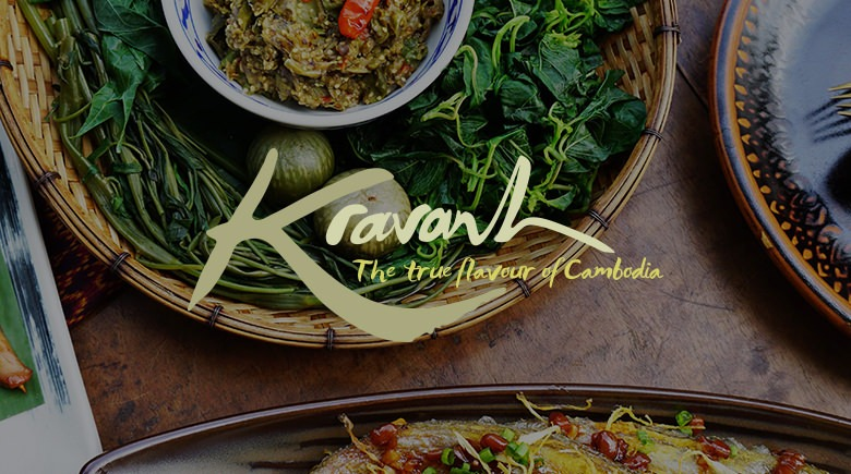 Web Design: Kravanh
