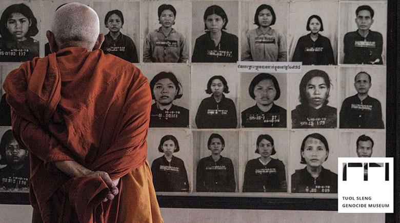 Web Design: Tuol Sleng Genocide Museum